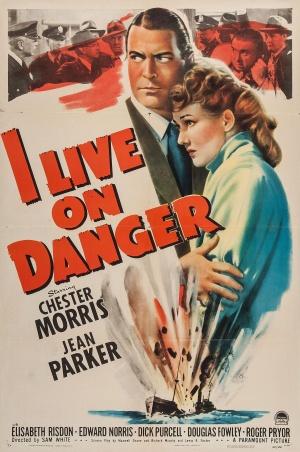 I Live On Danger (1942) L_348810