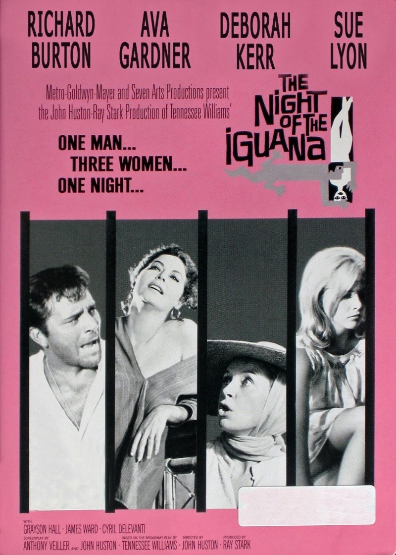 Noć Iguane (The Night Of The Iguana) (1964) La_noc10