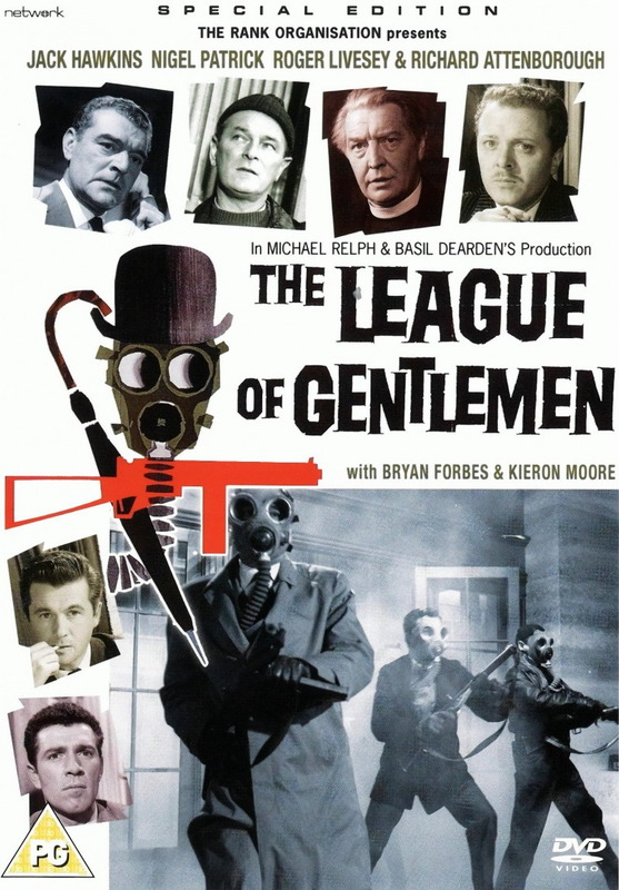 Liga Džentlmena (The League Of Gentlemen) (1960) Liga_d10