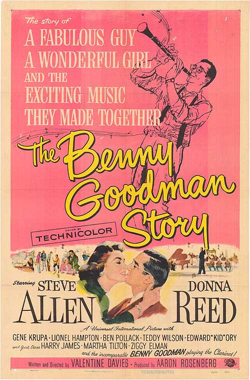 The Benny Goodman Story (1956) Mpw-3010