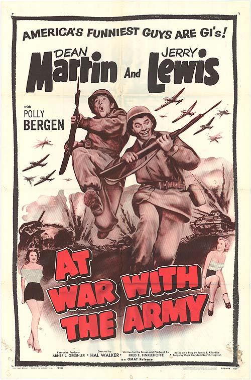 U Ratu Sa Vojskom (At War With The Army) (1950) Mpw-4010