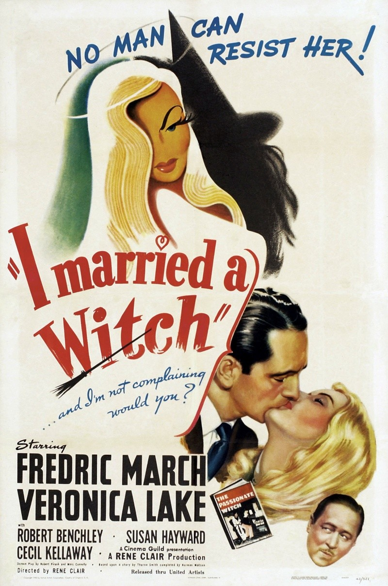 Oženih Se Vešticom (I Married a Witch) (1942) Poster11
