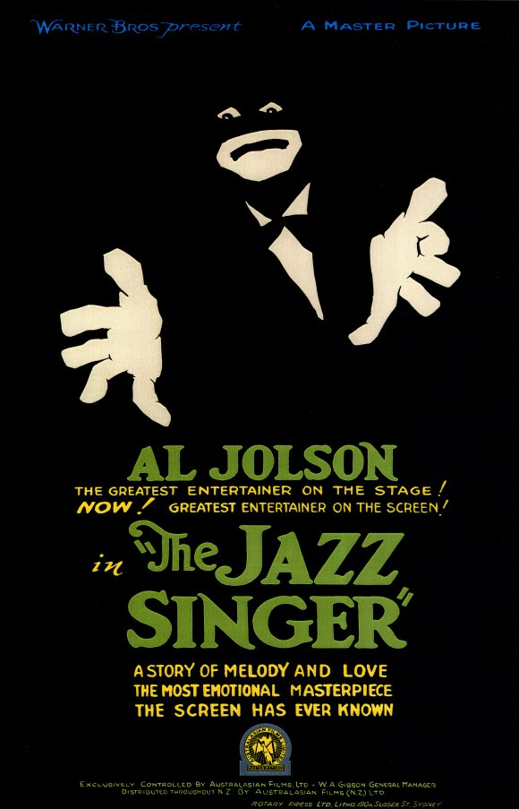 Džez Pevač (The Jazz Singer) (1927) The-ja10