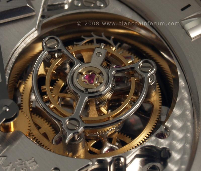 """Blancpain, 1735 ,  la plus ancienne Manufacture du monde """" poste Historique """" raconté autrement... 00225-12"""