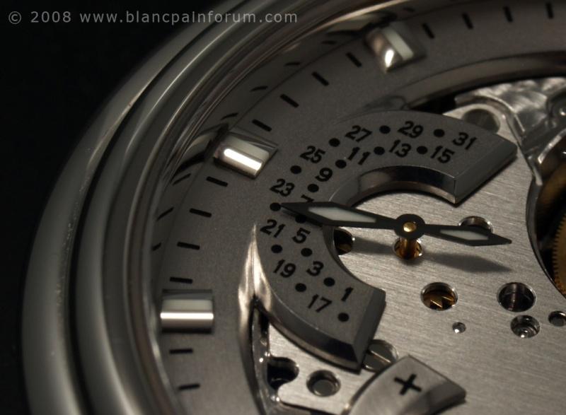 """Blancpain, 1735 ,  la plus ancienne Manufacture du monde """" poste Historique """" raconté autrement... 00225-14"""