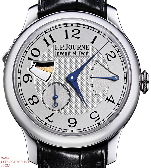 "Présentation F. P. Journe ; "" Haute Horlogerie "" F_p_jo14"