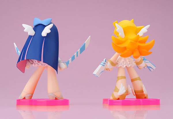 [Figurine] Phat Company - Twin Pack+ Panty & Stocking with Heaven Coin Angel Ver.(Panty & Stocking with Garterbelt ) Fig-m132