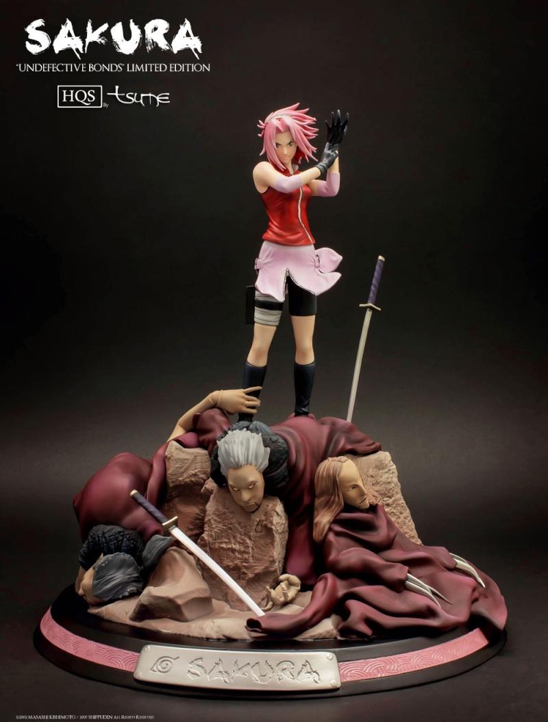 """[Figurine] Tsume - Sakura Haruno """"Undefective Bonds"""" (Naruto Shippuden) Img_3210"""
