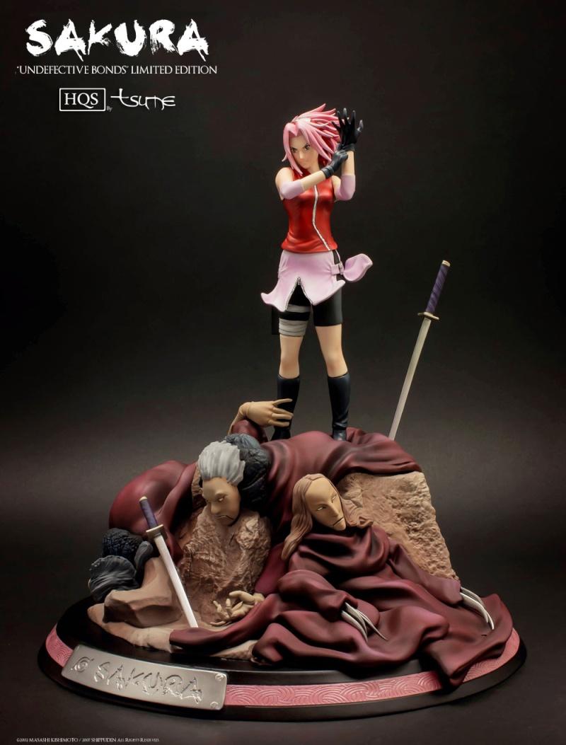 """[Figurine] Tsume - Sakura Haruno """"Undefective Bonds"""" (Naruto Shippuden) Img_3211"""