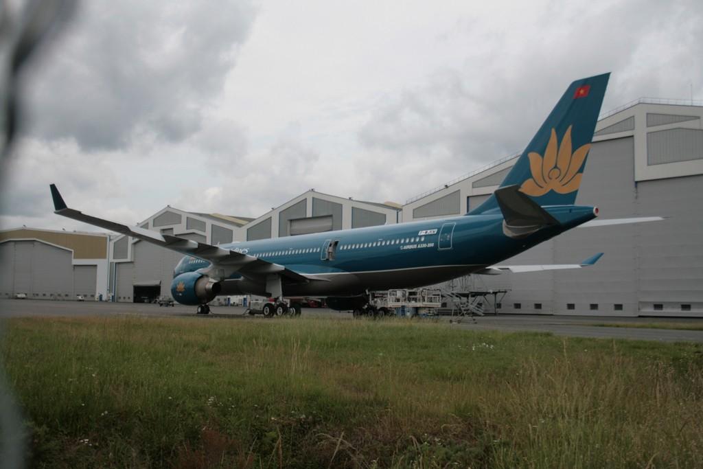 Les exclusivités sur Bordeaux-Mérignac, les plus beaux avions Img_4513