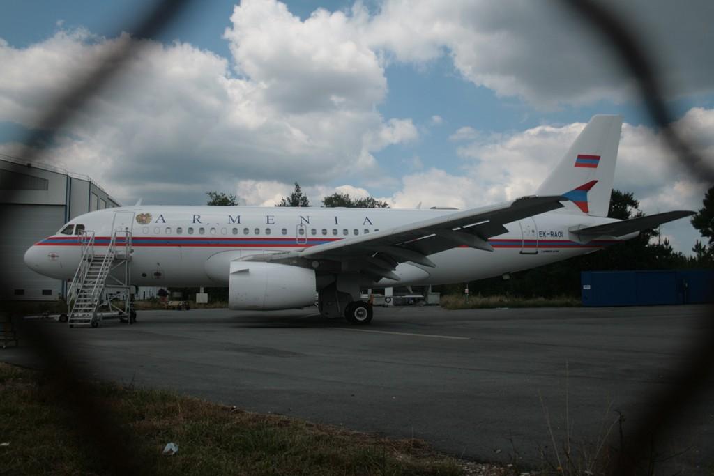 Les exclusivités sur Bordeaux-Mérignac, les plus beaux avions Img_4913