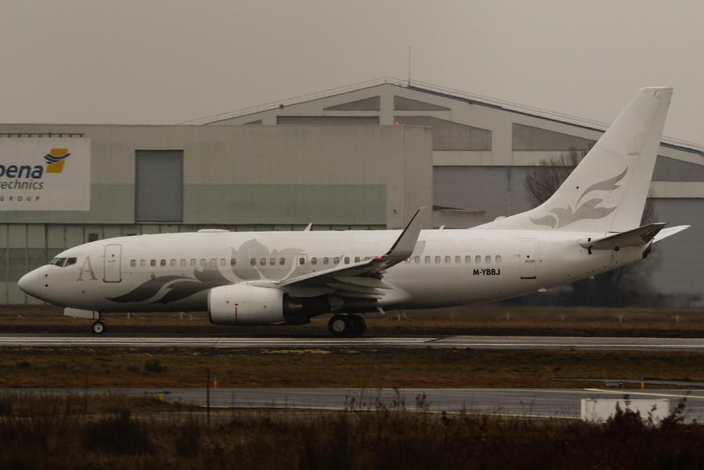 Les exclusivités sur Bordeaux-Mérignac, les plus beaux avions Img_5712