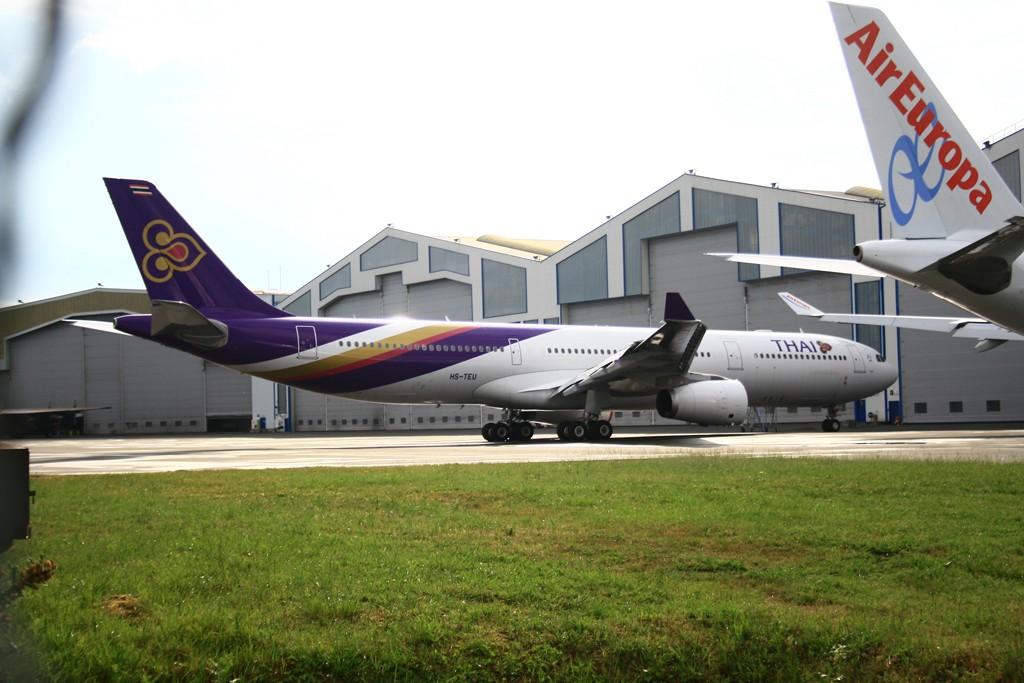 Les exclusivités sur Bordeaux-Mérignac, les plus beaux avions Img_6814