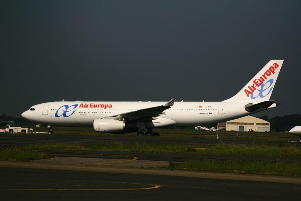 Les exclusivités sur Bordeaux-Mérignac, les plus beaux avions Img_7211