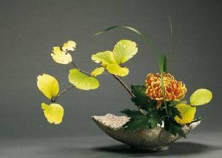 L'IKEBANA (art floral japonais) Ikeban10