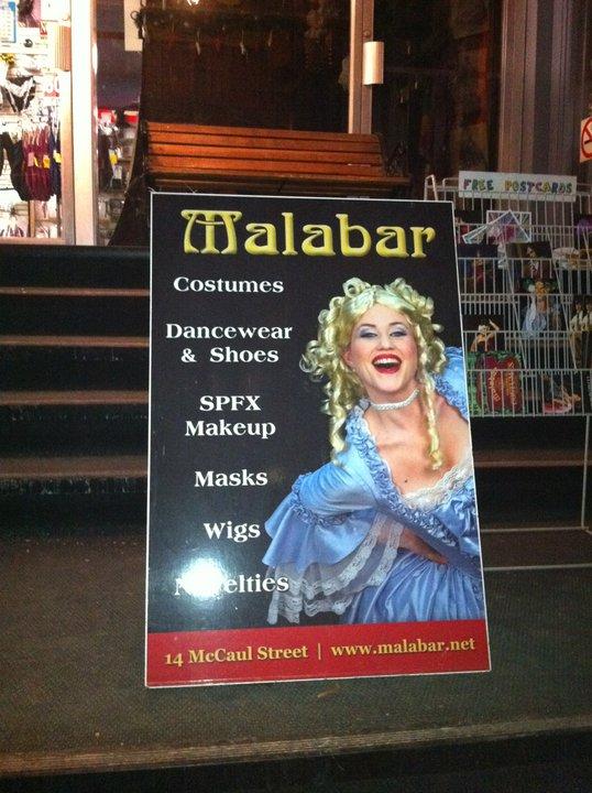 【已結束】 Semi-Formal Make-up/Mask-making/Waltz Workshop Malaba10