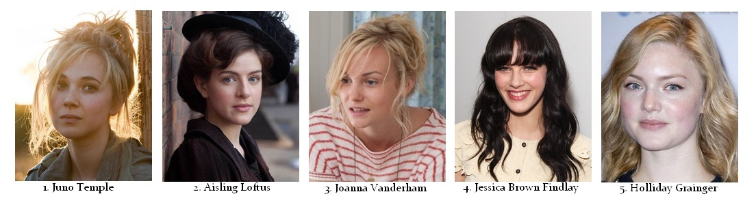 Le jeu du casting, let's play with Jane Austen Jane10