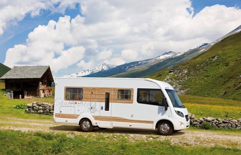Eura Mobil réinvente le châlet de montagne Em0110