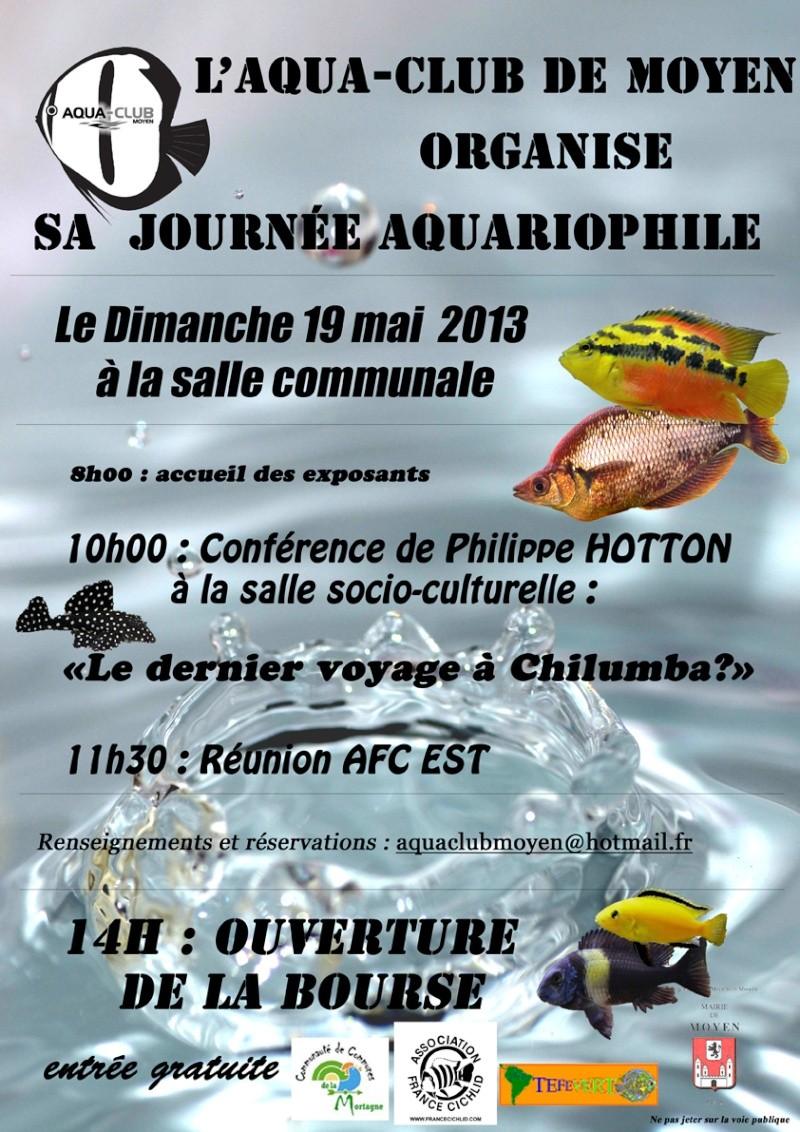 Journée Aquariophile à Moyen (54) - dimanche 19 mai 2013  Affich10