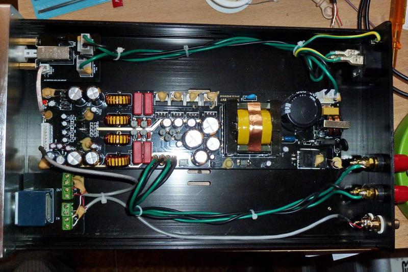 Poco Nuovo ma comunque Potente ed intrigante TAS5630 Texas Instruments. Tas56310