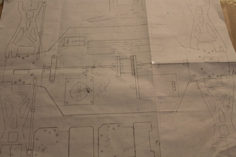 Projet Truggy/Buggy/Savage by Tiago Plan10