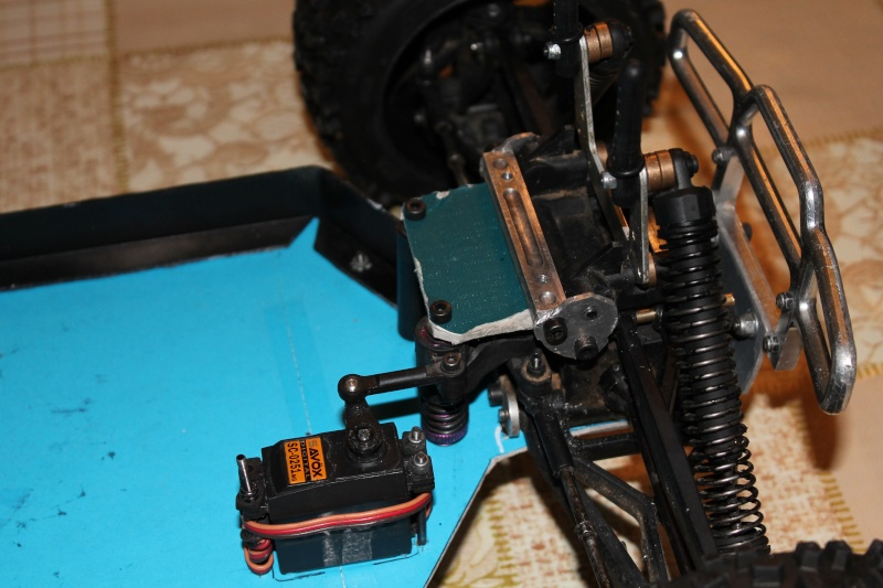 Projet Truggy/Buggy/Savage by Tiago Vue110
