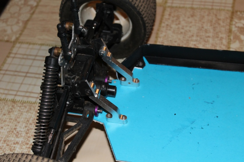 Projet Truggy/Buggy/Savage by Tiago Vue210