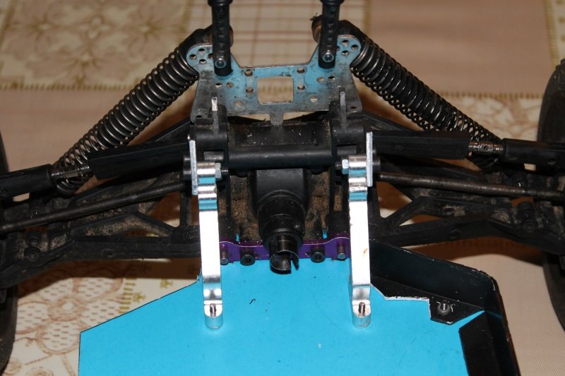 Projet Truggy/Buggy/Savage by Tiago Vue410