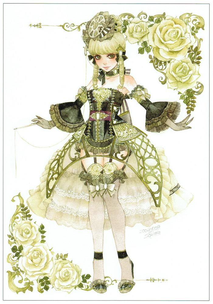 Sakizo Artwork group - Page 4 Teleph10
