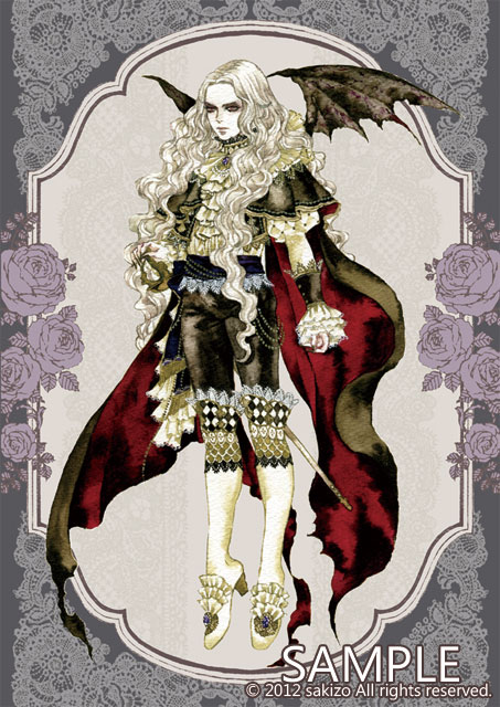 Sakizo Artwork group - Page 4 Vampir10