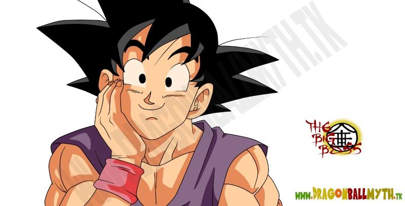 Mis Dibujos Dragon Ball Gokugt10