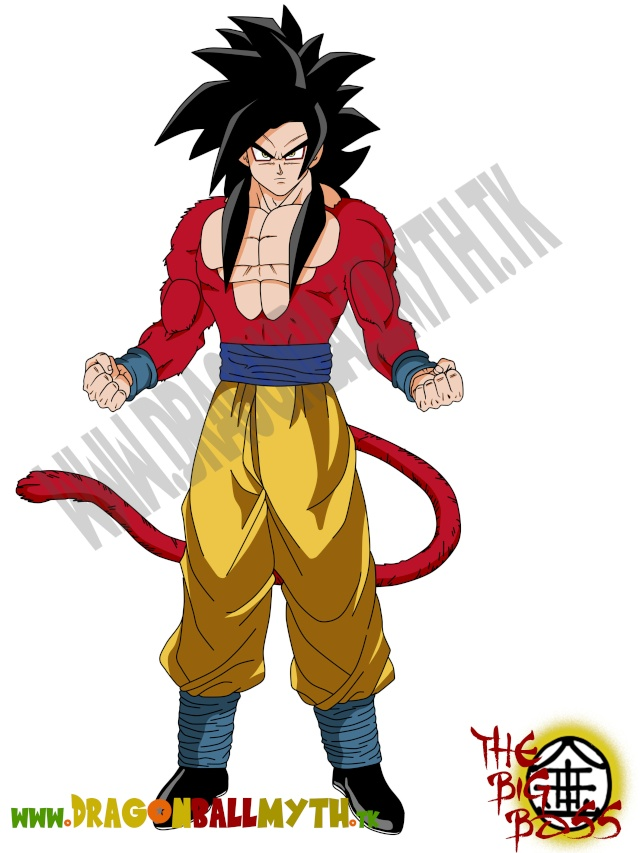 Mis Dibujos Dragon Ball Gokuss12