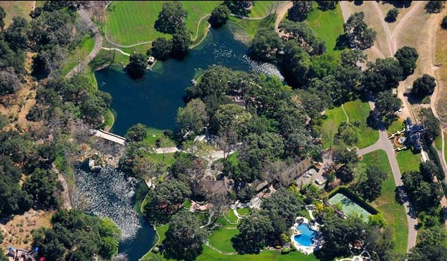 Neverland Valley Ranch Immagi10