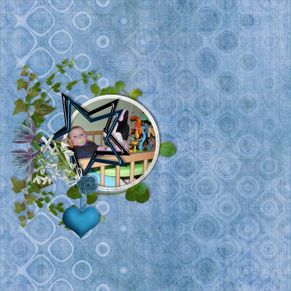 "kit ""Blue Style"" chez scrapmalin  Scoubi10"