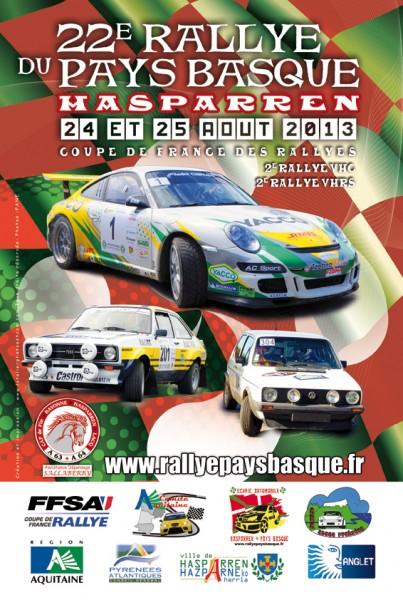 XXII Rallye du Pays Basque (24-25/08/2013) Paysba10