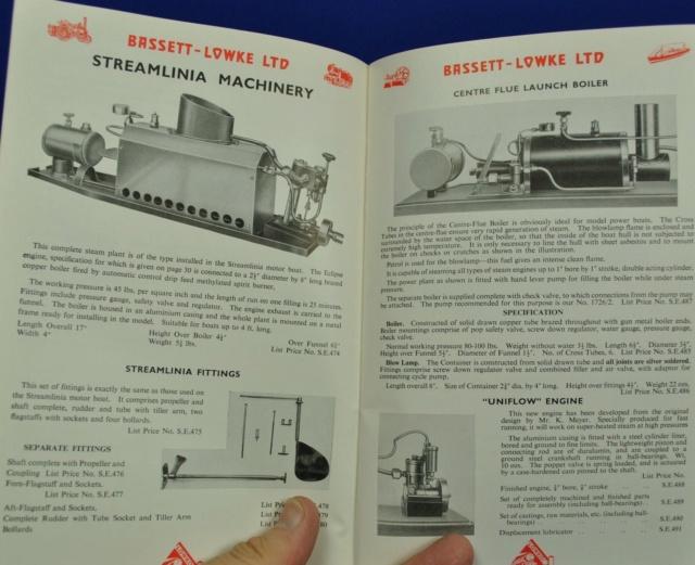 Canot à vapeur 40 Pouces S-l16032