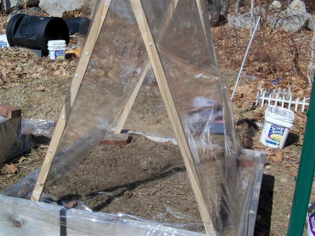 Compost Tumbler 03-19-11