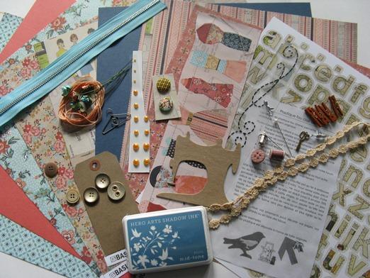 Kit du mois - Lucille 2013ki11
