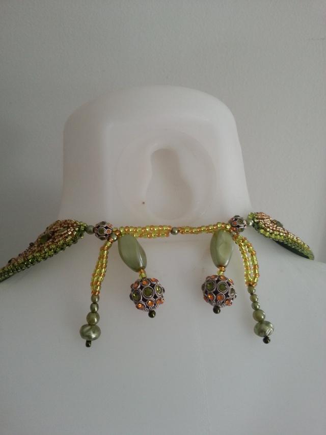 mes créations bijoux lithothérapie Collie16