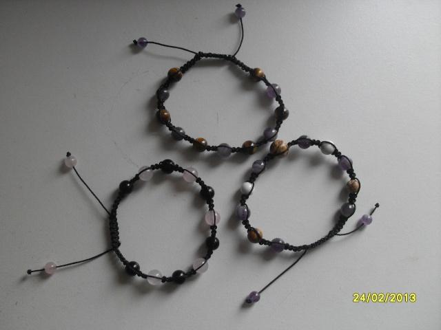 mes créations bijoux lithothérapie Sdc10912