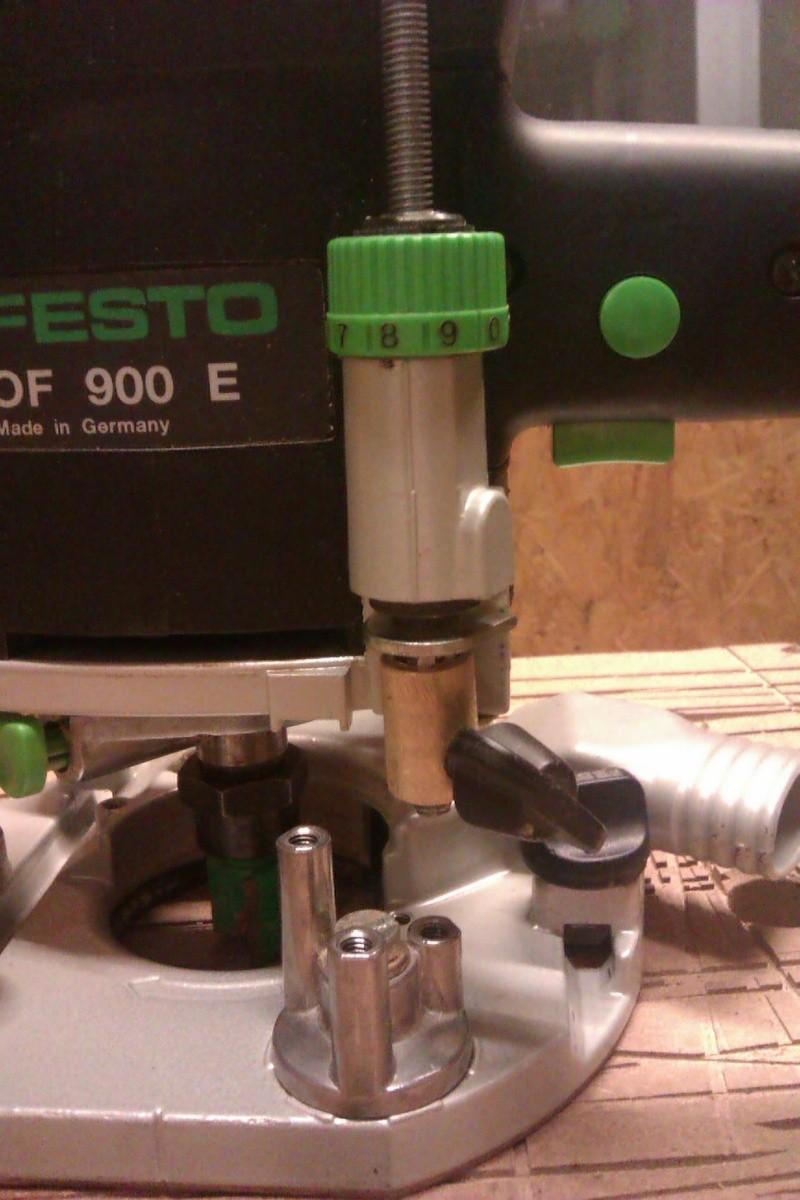 Défonceuse FESTO OF 900 E  Imag0725