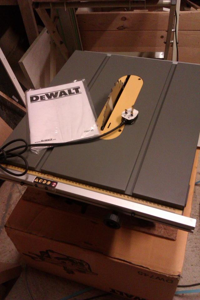 [Reportage]Dewalt DW745 et sa station d'accueil. - Page 3 Imag0916