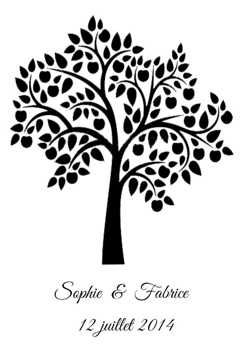 arbre a empreintes Silhou10