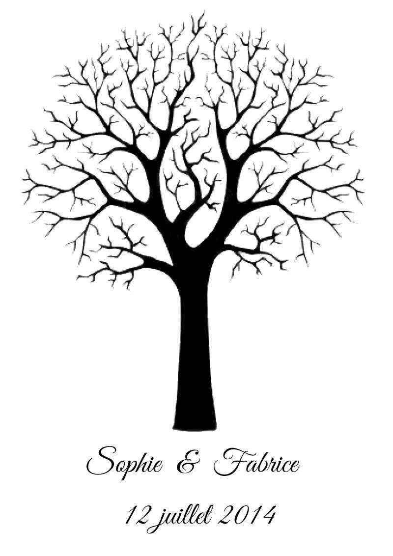 arbre a empreintes Silhou11