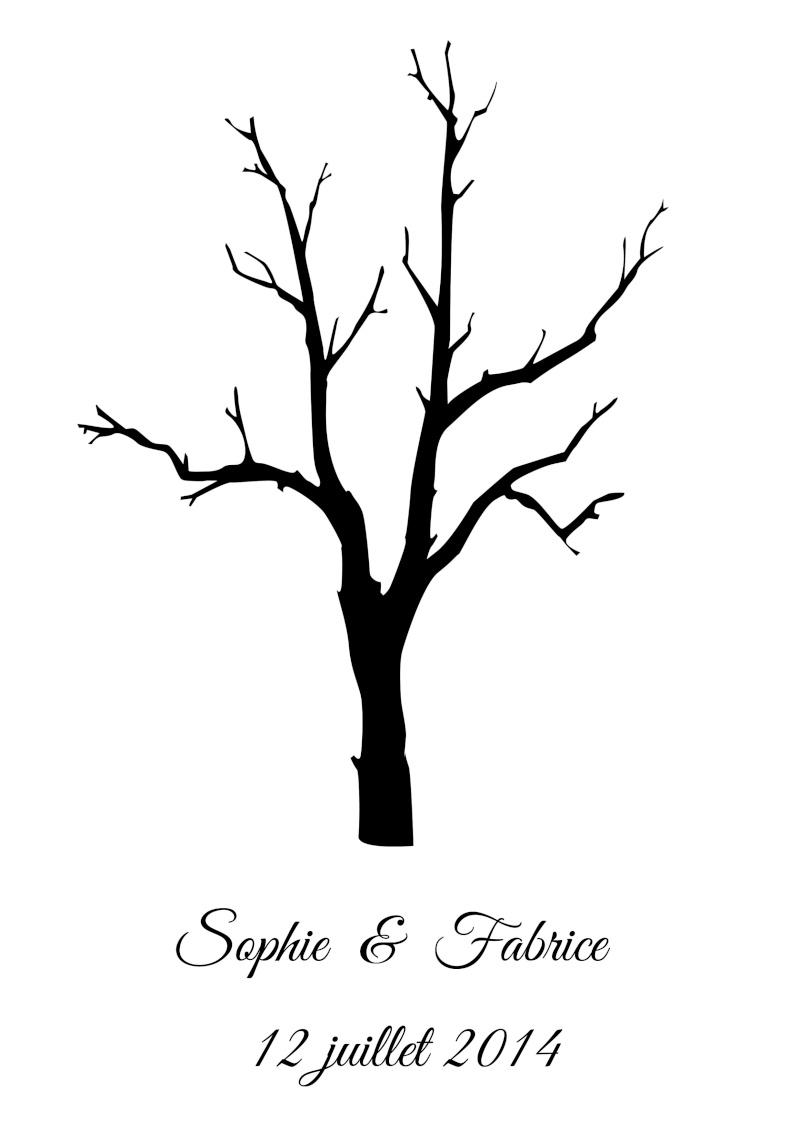arbre a empreintes Silhou12