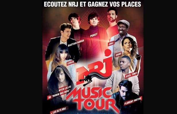 [30.04.13] NRJ Music Tour - Braine-l'Alleud (Belgique) Affich10