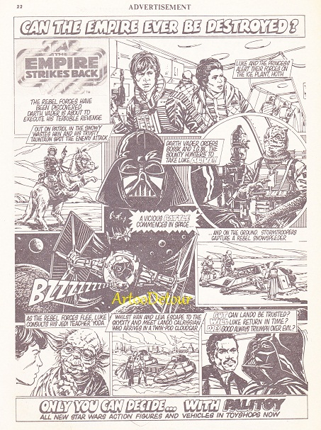 SW ADVERTISING FROM COMICS & MAGAZINES - Page 2 Sw_pal11