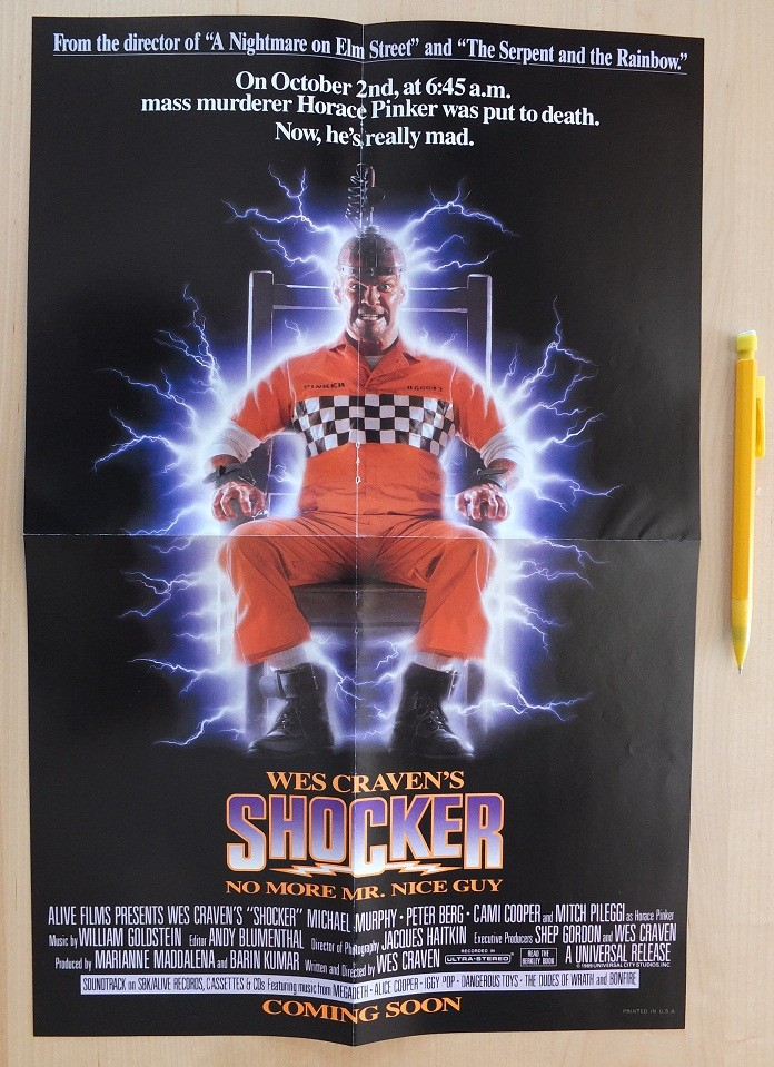Movie Posters (non-Star Wars) Wcs12