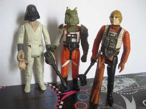 Star Wars - The Cool Weird Freaky Creepy Side of The Force Zombie10