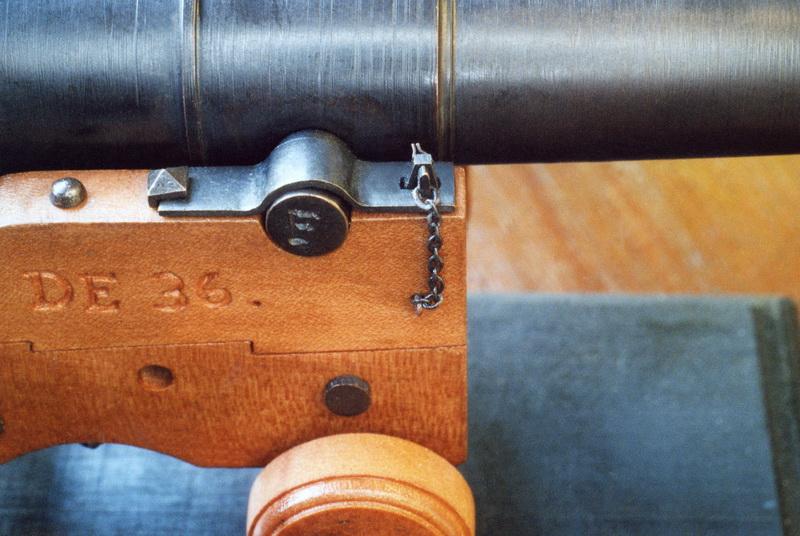 36 lb. 1/24 conformément au règlement de 1767 1210